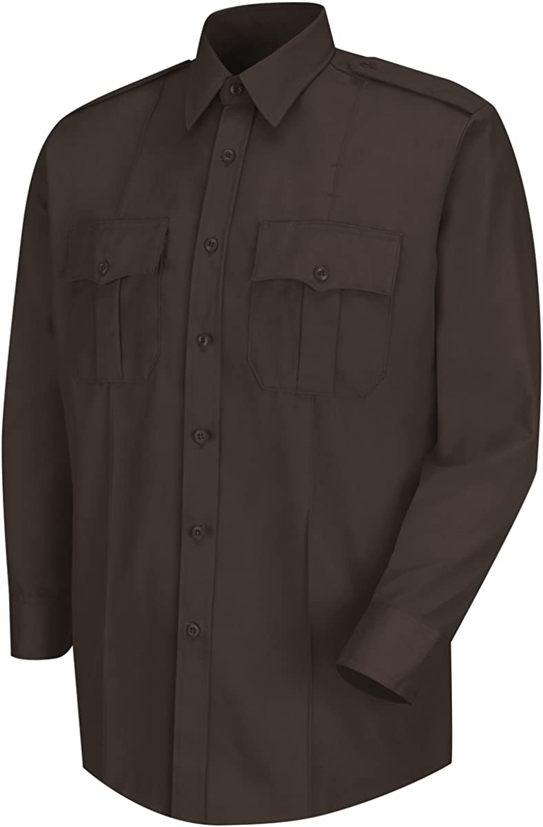 Horace Small Deputy Deluxe Shirt Brown 1632