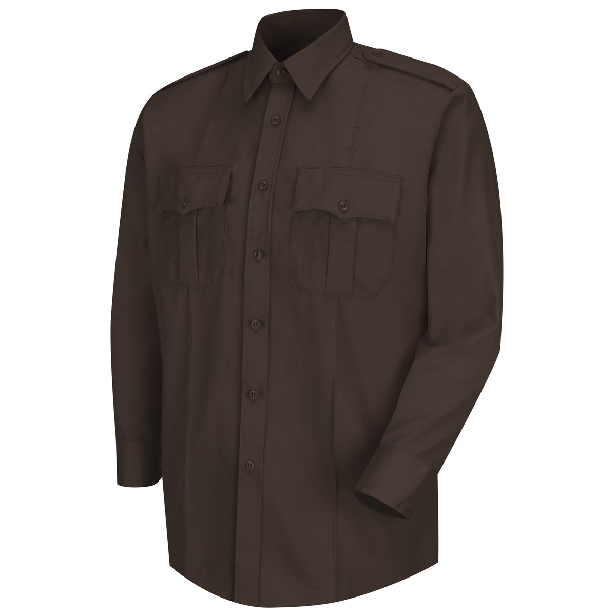 Horace Small Deputy Deluxe Shirt 16534 Brown