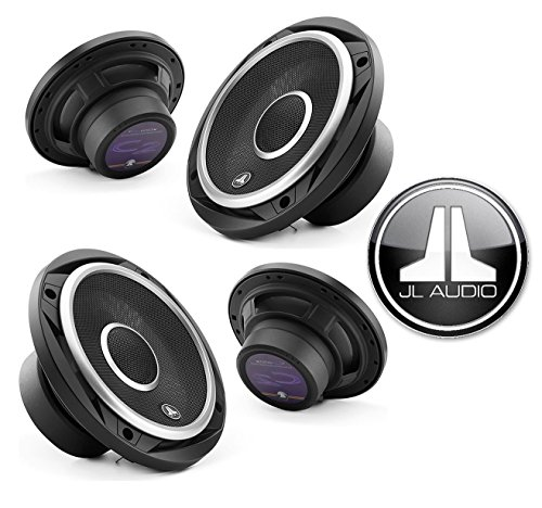 JL Audio C2-650X Evolution Series 6-1/2' 2-Way car Speakers (2Pairs)