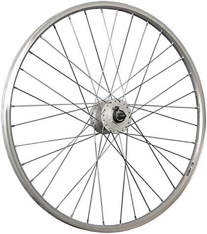 Taylor-Wheels 26 Pulgadas Rueda Delantera Bici Doble Pared Dinamo ...