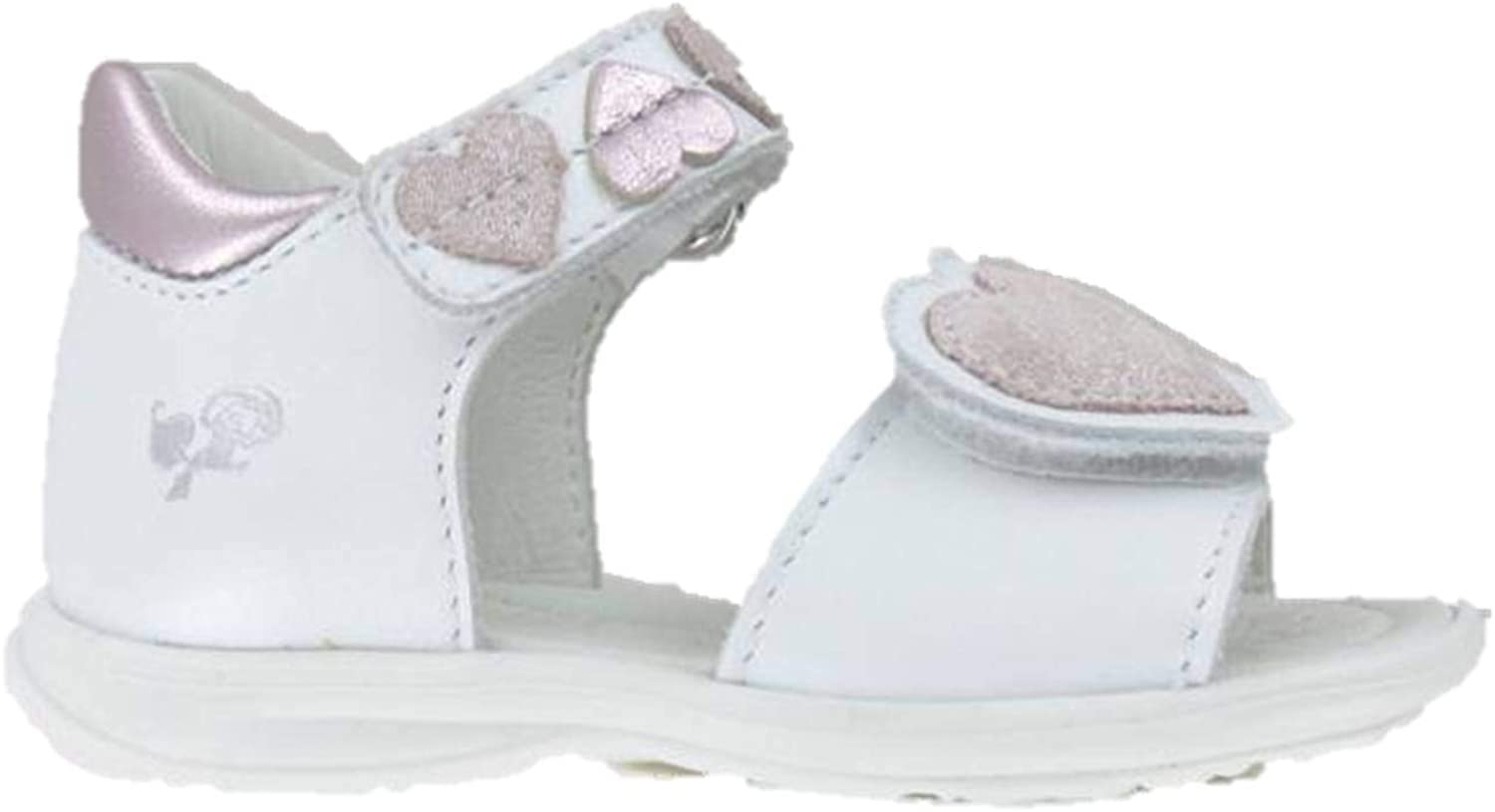 Primigi 3407222 Sandals Leather Infant Girl Memory First Steps Made in Italy