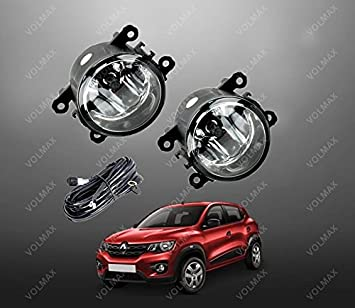 Volmax Renault Kwid Bumper Fog Light Kit With Complete ... on testing a relay, wiring diagram, wiring an occupancy sensor, dpdt relay, toggle relay, building a relay, wiring diodes, fuel pump relay, wiring switch,