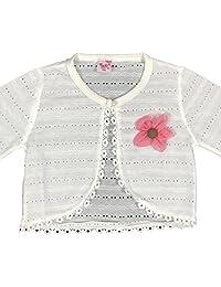 Long Sleeve Lace Cardigan Shrug Little Girl Special Occasion Bolero