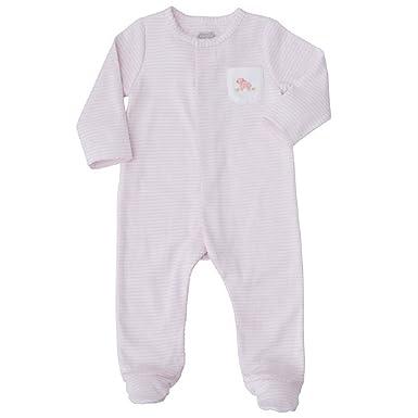 c713578ba4 Amazon.com  Mud Pie Baby Infant Lamb Footed Long Sleeve Sleeper ...