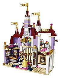 LEGO Disney Princess 41067 Belle\'s Enchanted Castle Building Kit (374 Piece)