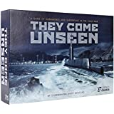 They Come Unseen: A Game of Submarines and Subterfuge in the Cold War (Osprey Games)
