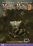 Hideyuki Kikuchi's Vampire Hunter D Vol. 6 (manga)