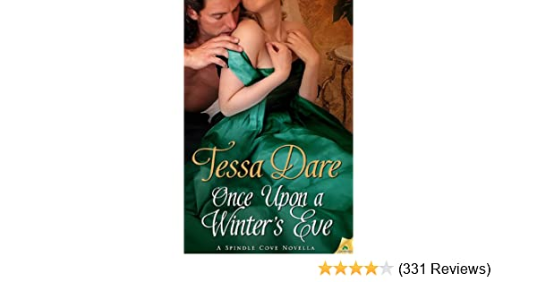 Amazon com: Once Upon a Winter's Eve (spindle cove) eBook