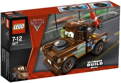 Disney Lego Cars Ultimate Build Mater Spielzeug