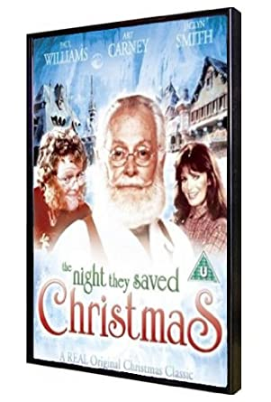 the night they saved christmas dvd 1984 art carney all region - The Night They Saved Christmas Dvd