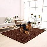 Meilocar Dog Mat Ultra Absorbent Soft Floor Mat, Pet Bed Mat/Rug for...