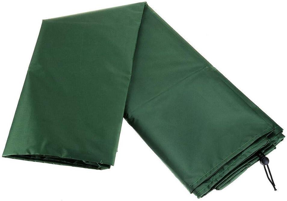 PENCIL2 coprisedia Impermeabile di qualit/à per Esterni in Tessuto di Nylon Traspirante Come da Immagine per mobili da Giardino e Patio 64x64x120cm