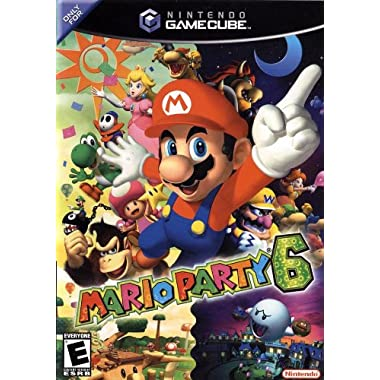 Mario Party 6 with Microphone