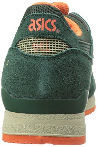 ASICS Herren GEL-Lyte III Sneaker Dunkelgrün / Dunkelgrün