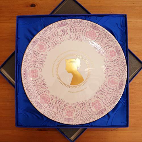 Restored by UKARETRO Anniversary of The Coronation of Her Majesty Queen Elizabeth || The Birmingham Mint Bone China Coalport || Victoria Crowned 28 June 1838 (Coalport Bone China)