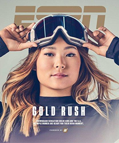 ESPN The Magazine - World Store Athletes