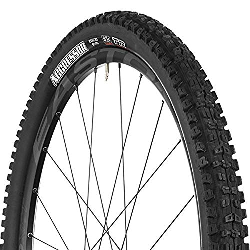 Maxxis Aggressor EXO/TR Tire - 29in Dual Compound/EXO/TR, 29x2.3 (Best All Mountain Tires 2019)