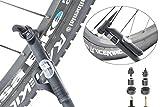GIYO Portable Bicycle Bike Mini Air Floor Pump With Gauge