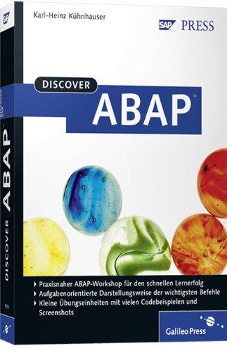 Discover ABAP (SAP PRESS)