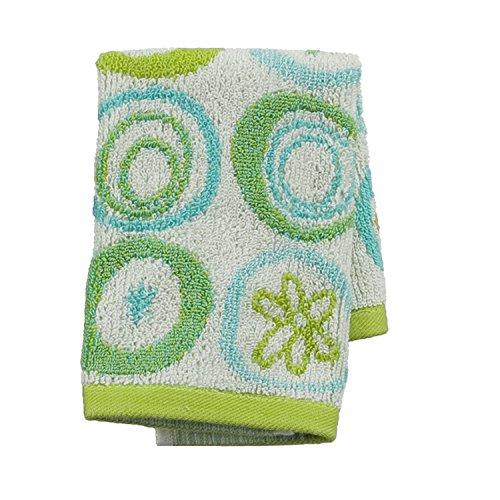 Creative Bath Products All That Jazz Jacquard Wash Cloth
