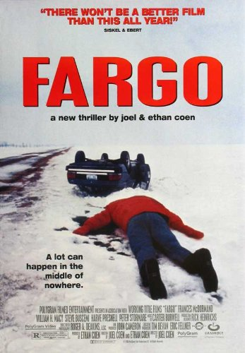 Image result for fargo poster