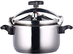 Pressure cooker, 304 stainless steel explosion-proof pressure cooker, double bottom pressure cooker, induction cooker gas general large-capacity pressure cooker commercial