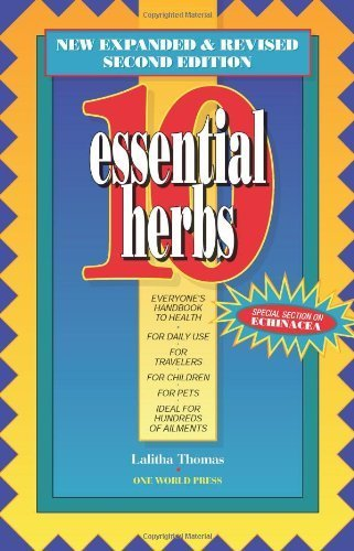 10 Essential Herbs - 10 Essential Herbs by Thomas, Lalitha (February 1, 2011) Paperback