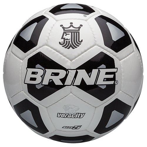 (Brine Voracity Soccer Ball, Black, Size)