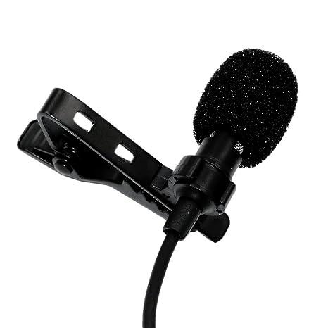 uctop Store micrófono de condensador grabación de vídeo corbata ...