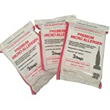 Hoover Type Y Vacuum Cleaner Disposable Bag ~ 9 White Micro Allergen Bags