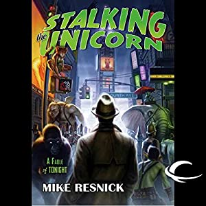 Stalking the Unicorn Audiobook
