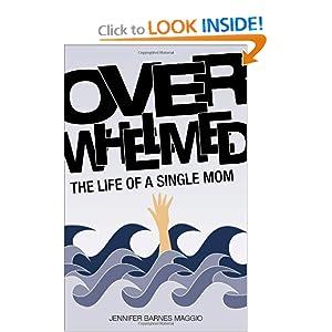 Overwhelmed Jennifer Barnes Maggio
