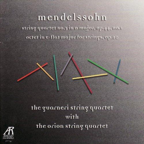 String Quartet No. 3 in D Majo...