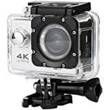 Fashion Egmy Sell Waterproof 4K SJ60 Wifi HD 1080P Ultra Sports Action Camera DVR Cam Camcorder (Black)