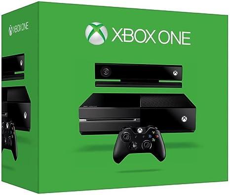 Xbox One - Consola Básica (Con Kinect): Amazon.es: Videojuegos
