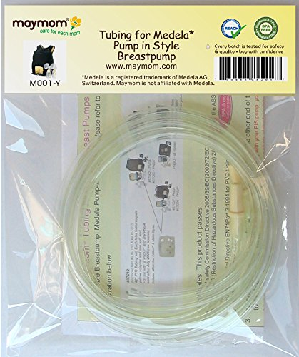 Maymom Tubing for Medela Pump in Style Advanced Breast Pump Release After Jul 2006. In Retail Pack. Replace Medela Tubing #8007212, 8007156 & 87212. BPA Free. Not Orig. Medela Parts,Medela -
