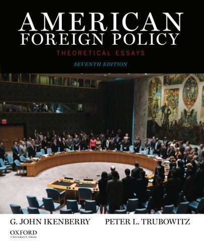 how americas foreign policy shaped essay History of united states foreign policy is a brief overview of major this policy declared opposition to european interference in the americas and left a lasting.