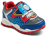 Thomas The Tank Engine Train Little Kids Light up Sneakers (Toddler/Little Kid, 5 M US Toddler)