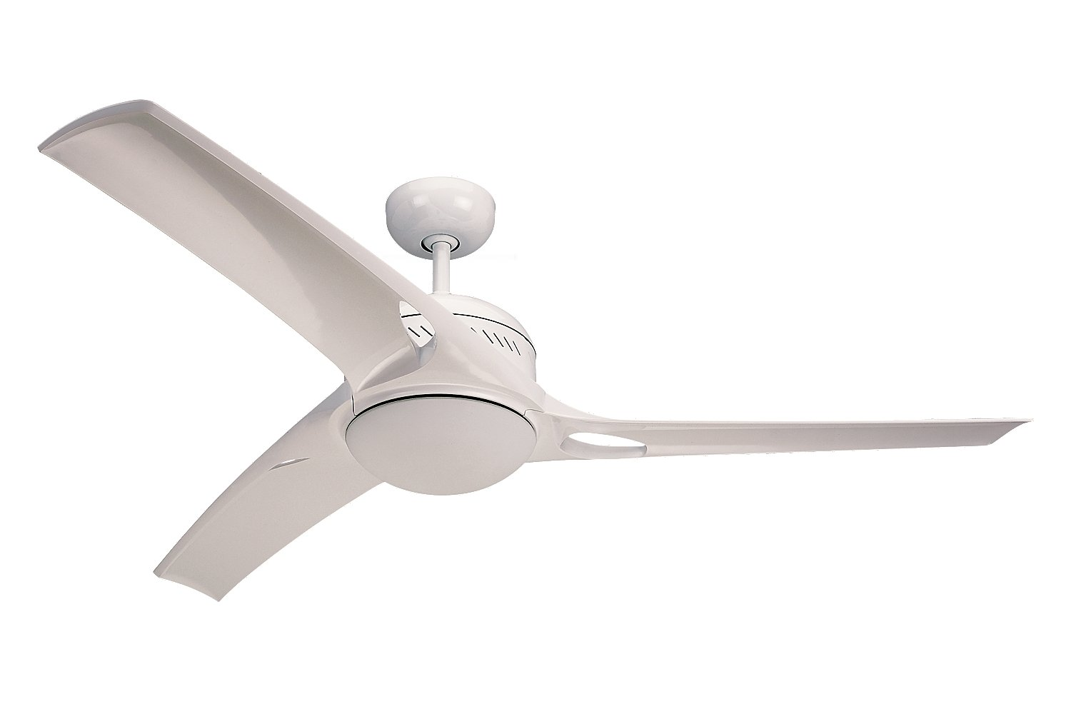Monte carlo 3mo52who l mach one ceiling fan with remote 52 white monte carlo 3mo52who l mach one ceiling fan with remote 52 white indoor ceiling fans with lighting and remote amazon aloadofball Image collections