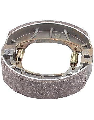 DealMux metal con resorte de calzado eléctrico freno de la motocicleta tambor trasero Pad para CG125