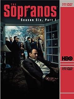 The Sopranos - Season 6, Part 1 [HD DVD] (B000I5XD38