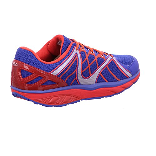 MBT Jengo Sport Neutral M, Scarpe da Fitness Uomo Blue B.-red-grenadine (700461-648y)