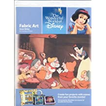 The Wonderful World of Disney Fabric Art Snow White An Evening of Music