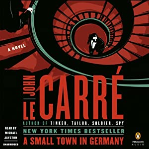 A Small Town in Germany Audiobook