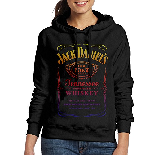 SSDDFF Women's Jack Tennessee Whiskey Daniels Hoodies for sale  Delivered anywhere in USA