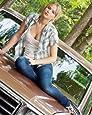 大きな写真、ジェニファー・ローレンス、普段着の澄まし顔