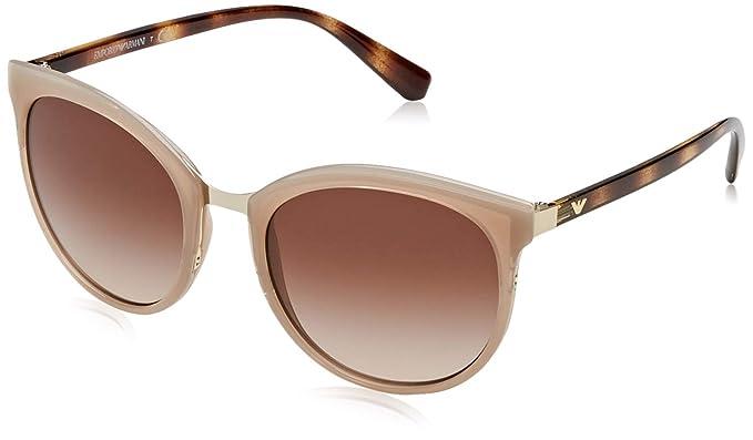 Emporio Armani 0ea2055 301313 55 Gafas de sol, Opal ...