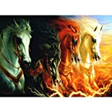 4 Horses of the Apocalypse, 1500 pc
