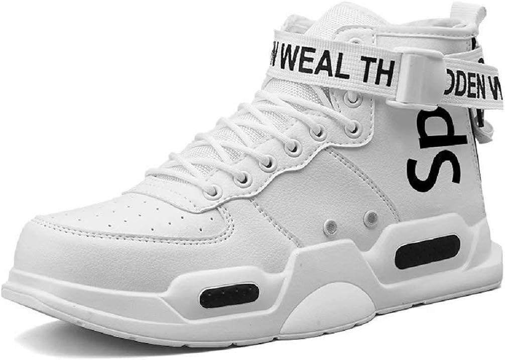 FUSHITON Baskets Mode pour Hommes Chaussures Montantes Chaussures de Course Chaussures de Marche Sport Baskets pour Femme