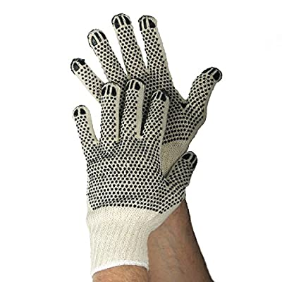 UltraSource Double Dot Gloves (Pack of 12)